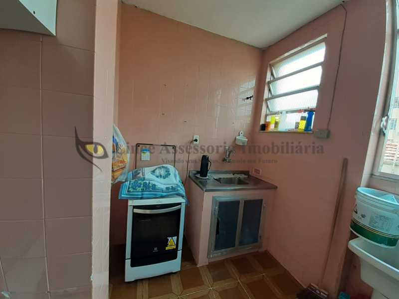 Cozinha - Apartamento Rio Comprido, Norte,Rio de Janeiro, RJ À Venda, 2 Quartos, 75m² - TAAP22200 - 28