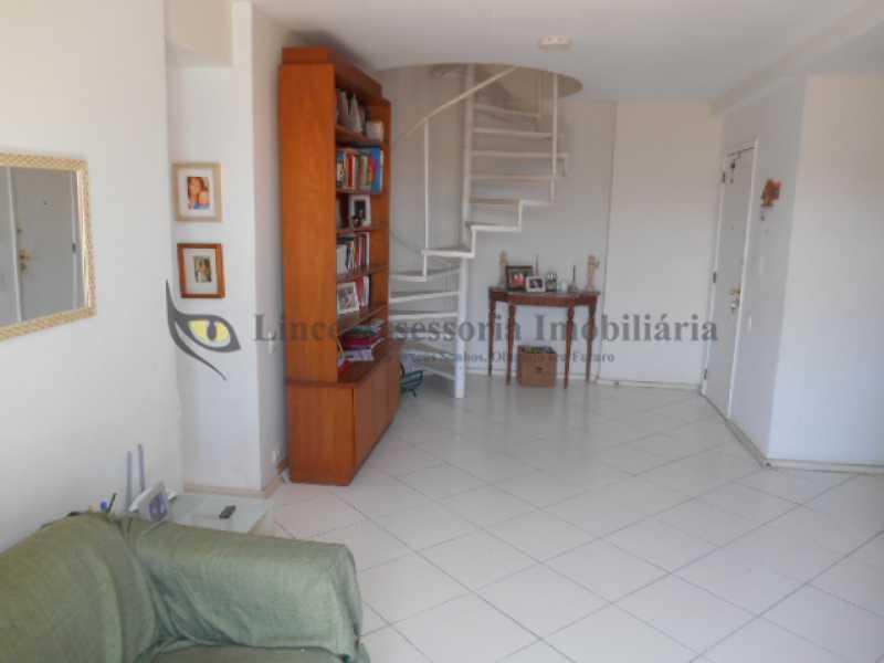05 - Cobertura 3 quartos à venda Tijuca, Norte,Rio de Janeiro - R$ 860.000 - TACO30140 - 1
