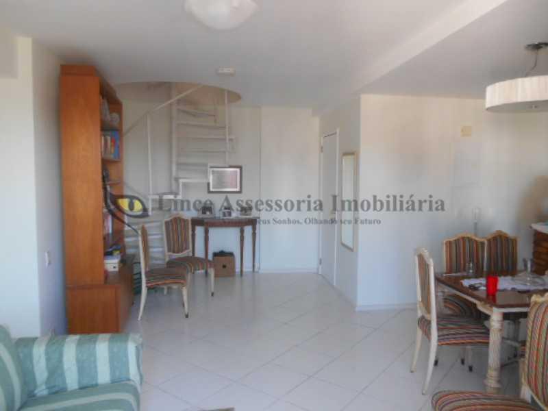 21 - Cobertura 3 quartos à venda Tijuca, Norte,Rio de Janeiro - R$ 860.000 - TACO30140 - 21