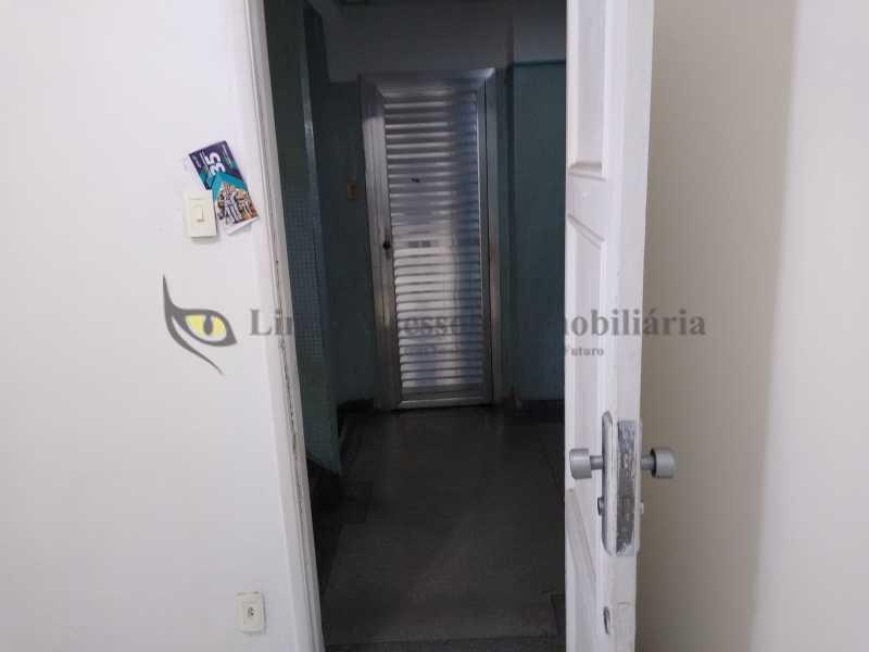 entrada 1 - Apartamento 1 quarto à venda Centro,RJ - R$ 160.000 - TAAP10435 - 7