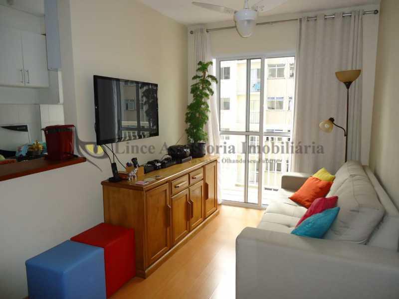 sala 1 - Apartamento 2 quartos à venda Vasco da Gama, Rio de Janeiro - R$ 259.000 - TAAP22208 - 1