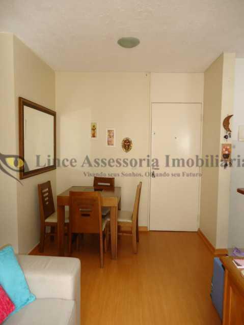 sala 3 - Apartamento 2 quartos à venda Vasco da Gama, Rio de Janeiro - R$ 259.000 - TAAP22208 - 4