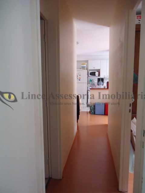 circulação 1 - Apartamento 2 quartos à venda Vasco da Gama, Rio de Janeiro - R$ 259.000 - TAAP22208 - 7