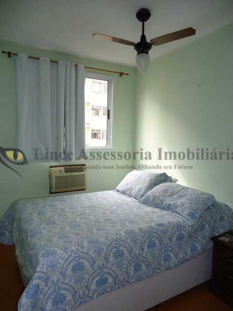 quarto 1 - Apartamento 2 quartos à venda Vasco da Gama, Rio de Janeiro - R$ 259.000 - TAAP22208 - 8