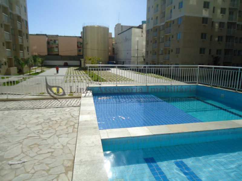 piscina 1 - Apartamento 2 quartos à venda Vasco da Gama, Rio de Janeiro - R$ 259.000 - TAAP22208 - 13