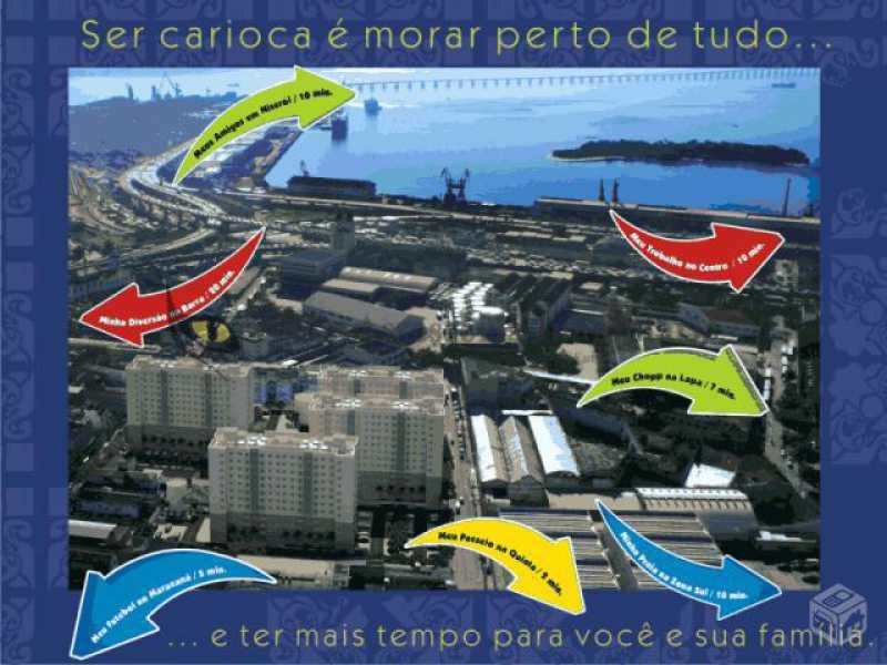 foto 4 - Apartamento 2 quartos à venda Vasco da Gama, Rio de Janeiro - R$ 259.000 - TAAP22208 - 17