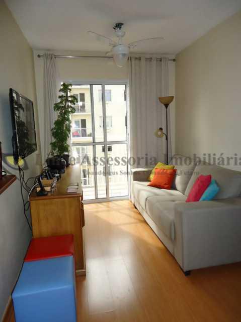 sala 2 - Apartamento 2 quartos à venda Vasco da Gama, Rio de Janeiro - R$ 259.000 - TAAP22208 - 3