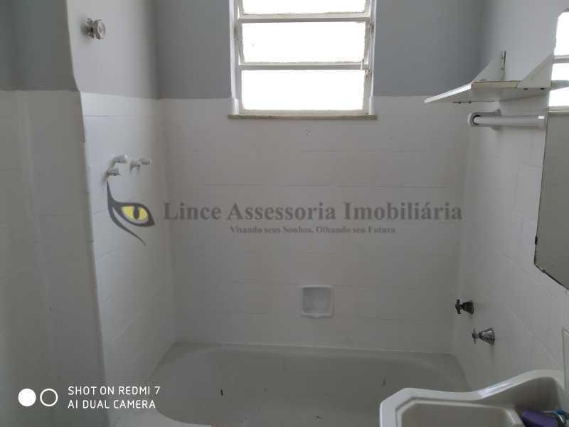 Banheiro social - Apartamento Vila Isabel, Norte,Rio de Janeiro, RJ À Venda, 1 Quarto, 45m² - TAAP10437 - 24