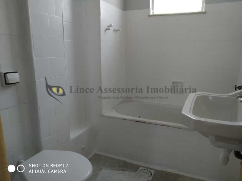 Banheiro social - Apartamento Vila Isabel, Norte,Rio de Janeiro, RJ À Venda, 1 Quarto, 45m² - TAAP10437 - 25