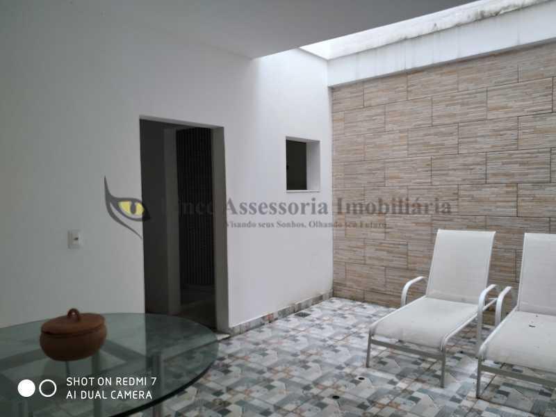 Área - Casa de Vila 2 quartos à venda Vila Isabel, Norte,Rio de Janeiro - R$ 680.000 - TACV20075 - 14