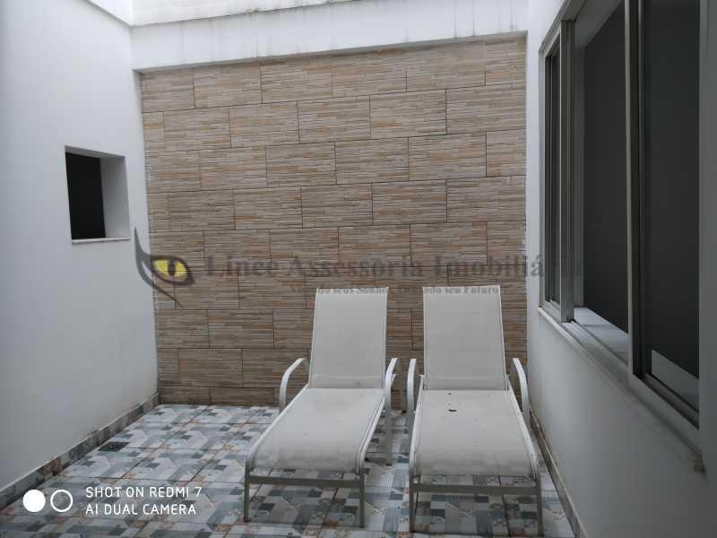 Área - Casa de Vila 2 quartos à venda Vila Isabel, Norte,Rio de Janeiro - R$ 680.000 - TACV20075 - 17