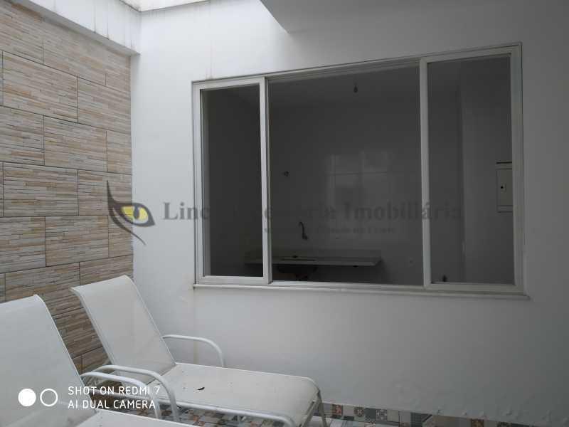 Área - Casa de Vila 2 quartos à venda Vila Isabel, Norte,Rio de Janeiro - R$ 680.000 - TACV20075 - 18