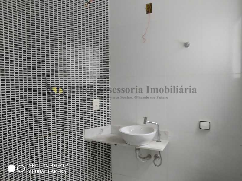 Banheiro social - Casa de Vila 2 quartos à venda Vila Isabel, Norte,Rio de Janeiro - R$ 680.000 - TACV20075 - 11