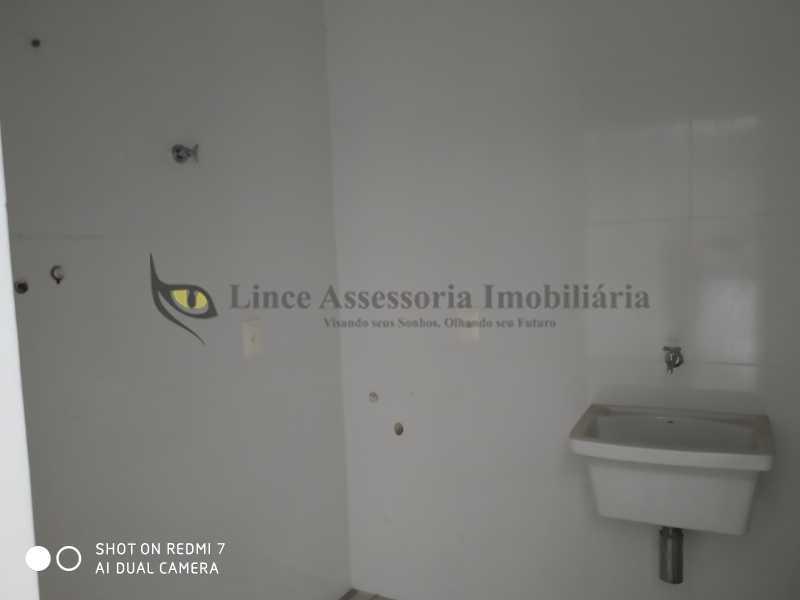 Área - Casa de Vila 2 quartos à venda Vila Isabel, Norte,Rio de Janeiro - R$ 680.000 - TACV20075 - 19