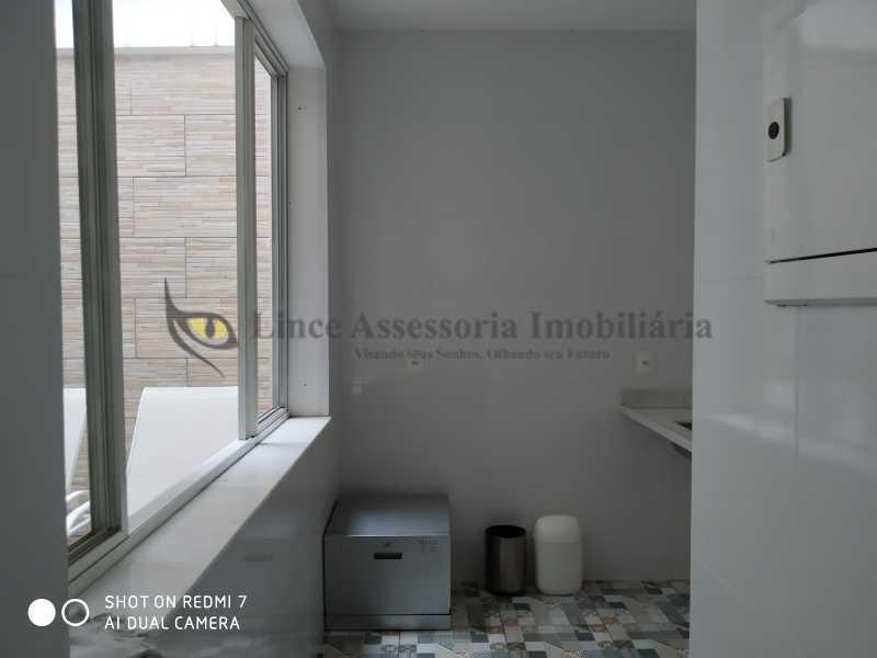 Área - Casa de Vila 2 quartos à venda Vila Isabel, Norte,Rio de Janeiro - R$ 680.000 - TACV20075 - 20