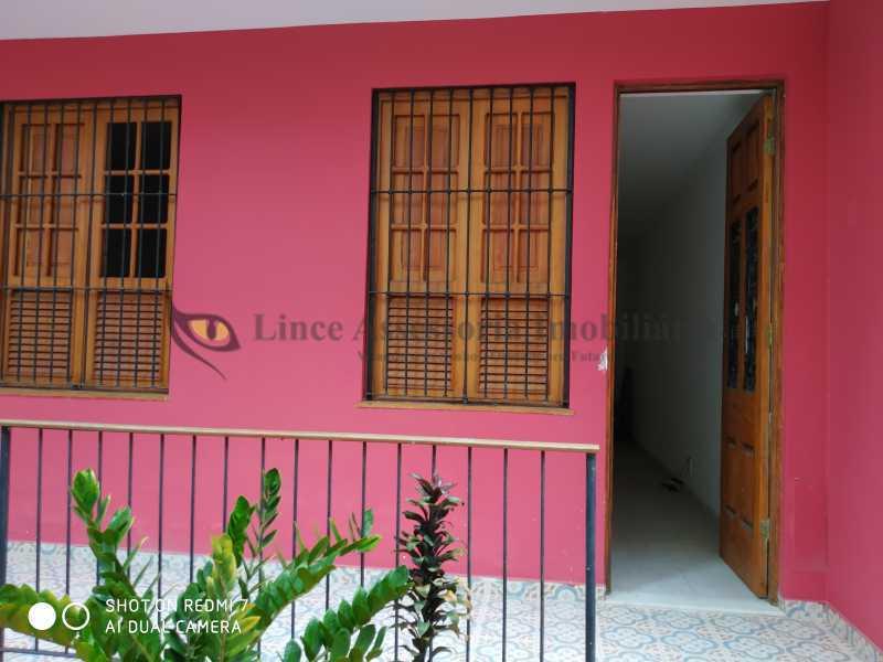 Fachada - Casa de Vila 2 quartos à venda Vila Isabel, Norte,Rio de Janeiro - R$ 680.000 - TACV20075 - 24