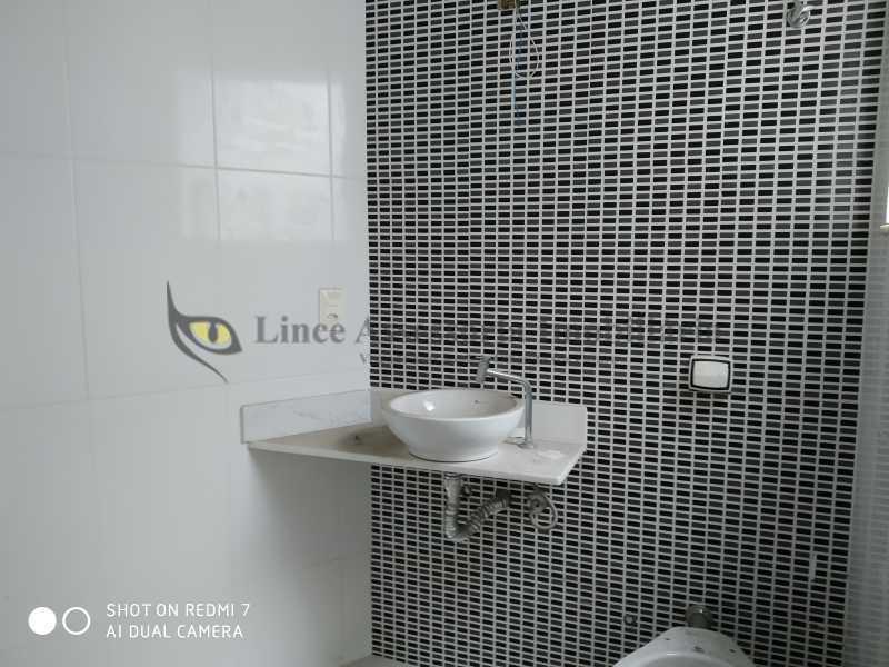 Banheiro Social - Casa de Vila 2 quartos à venda Vila Isabel, Norte,Rio de Janeiro - R$ 750.000 - TACV20076 - 8