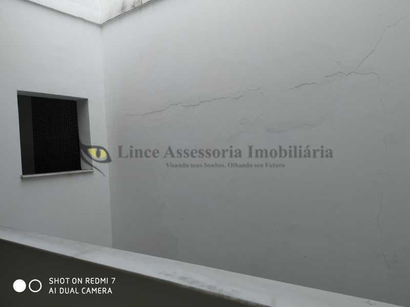 Área - Casa de Vila 2 quartos à venda Vila Isabel, Norte,Rio de Janeiro - R$ 750.000 - TACV20076 - 17