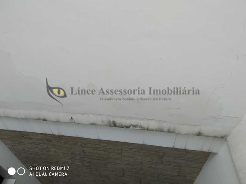 Área - Casa de Vila 2 quartos à venda Vila Isabel, Norte,Rio de Janeiro - R$ 750.000 - TACV20076 - 19