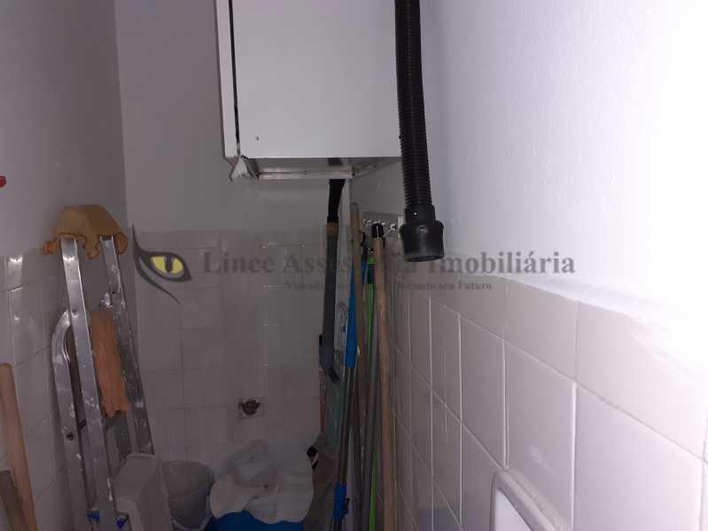 18bh de serviço - Apartamento 2 quartos à venda Maracanã, Norte,Rio de Janeiro - R$ 500.000 - TAAP22213 - 19