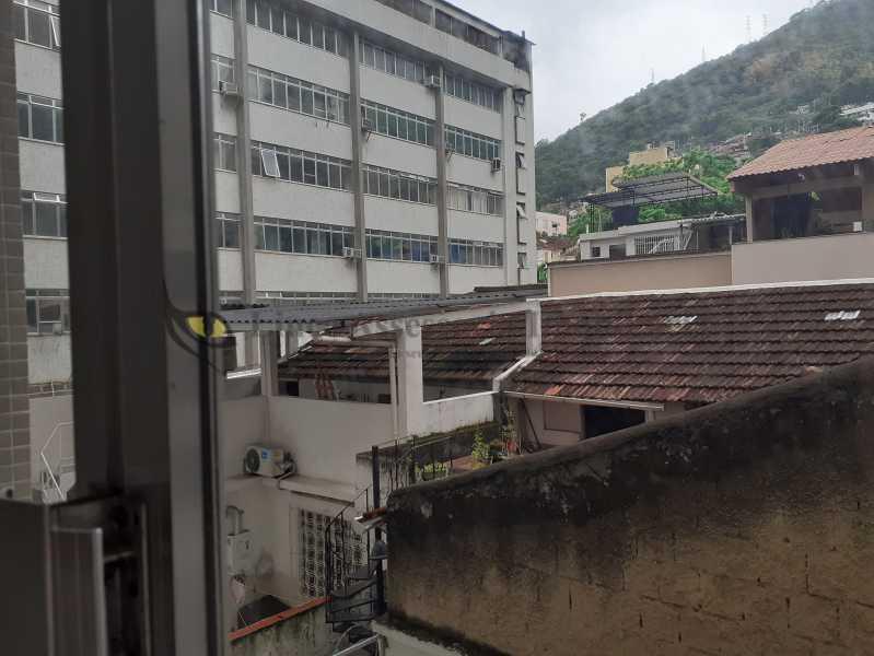 vista  - Apartamento 1 quarto à venda Tijuca, Norte,Rio de Janeiro - R$ 290.000 - TAAP10438 - 5