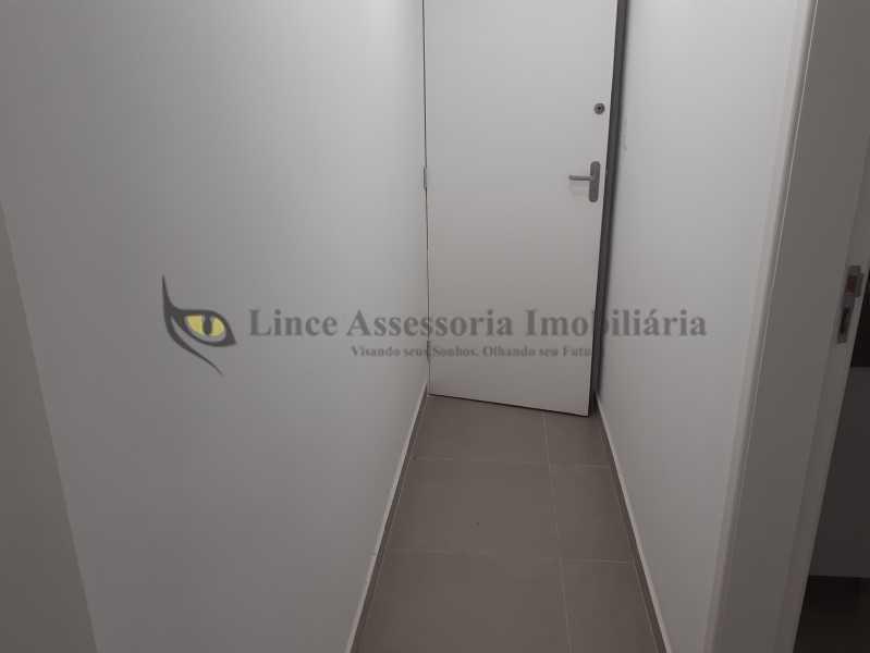 corredor - Apartamento 1 quarto à venda Tijuca, Norte,Rio de Janeiro - R$ 290.000 - TAAP10438 - 12