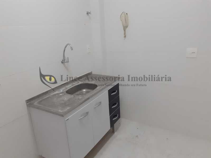 cozinha  - Apartamento 1 quarto à venda Tijuca, Norte,Rio de Janeiro - R$ 290.000 - TAAP10438 - 13