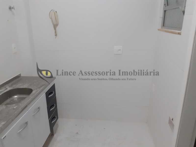 cozinha  - Apartamento 1 quarto à venda Tijuca, Norte,Rio de Janeiro - R$ 290.000 - TAAP10438 - 14