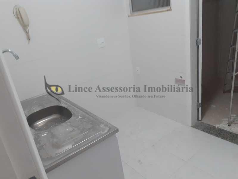cozinha - Apartamento 1 quarto à venda Tijuca, Norte,Rio de Janeiro - R$ 290.000 - TAAP10438 - 15