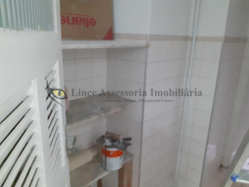 area serv - Apartamento 1 quarto à venda Tijuca, Norte,Rio de Janeiro - R$ 290.000 - TAAP10438 - 18