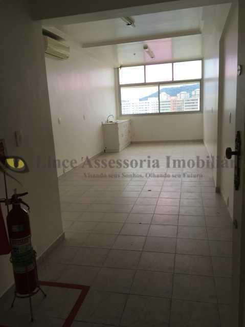 sala3 - Sala Comercial 29m² à venda Tijuca, Norte,Rio de Janeiro - R$ 250.000 - TASL00090 - 4