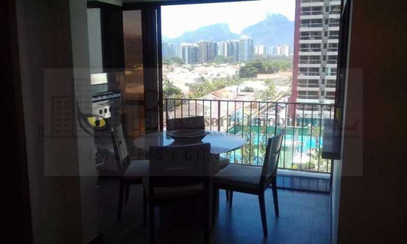 03 - Flat 2 quartos à venda Barra da Tijuca, Oeste,Rio de Janeiro - R$ 1.150.000 - TAFL20001 - 4