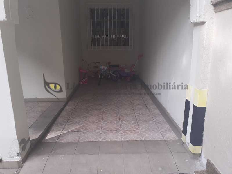 Garagem - Casa 6 quartos à venda Grajaú, Norte,Rio de Janeiro - R$ 1.199.000 - TACA60014 - 24