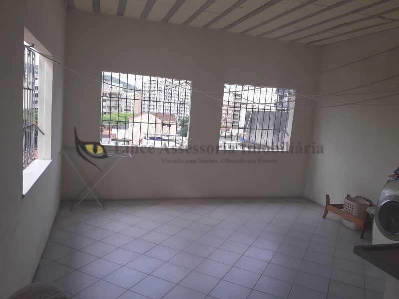 Terraço - Casa 6 quartos à venda Grajaú, Norte,Rio de Janeiro - R$ 1.199.000 - TACA60014 - 25