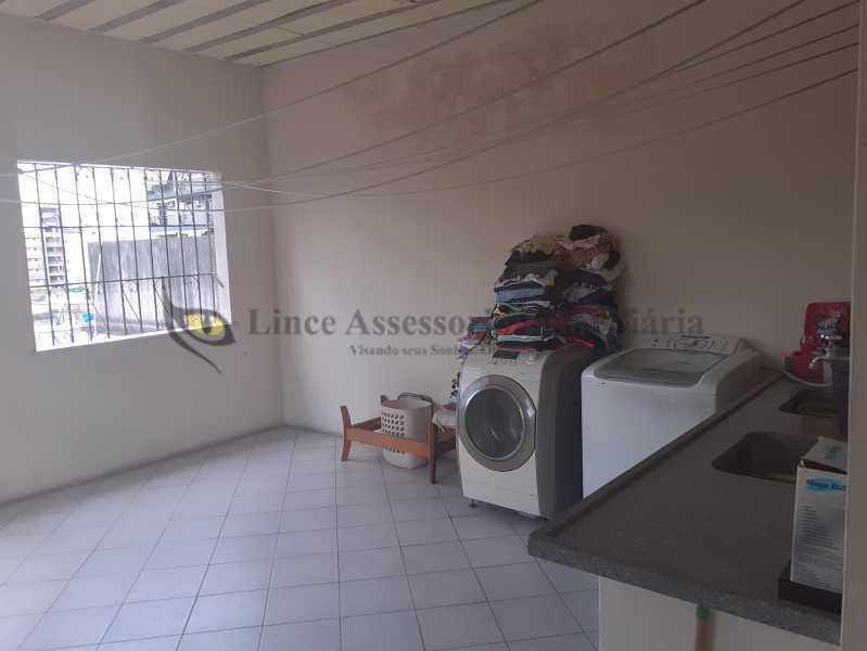 Lavanderia - Casa 6 quartos à venda Grajaú, Norte,Rio de Janeiro - R$ 1.199.000 - TACA60014 - 29
