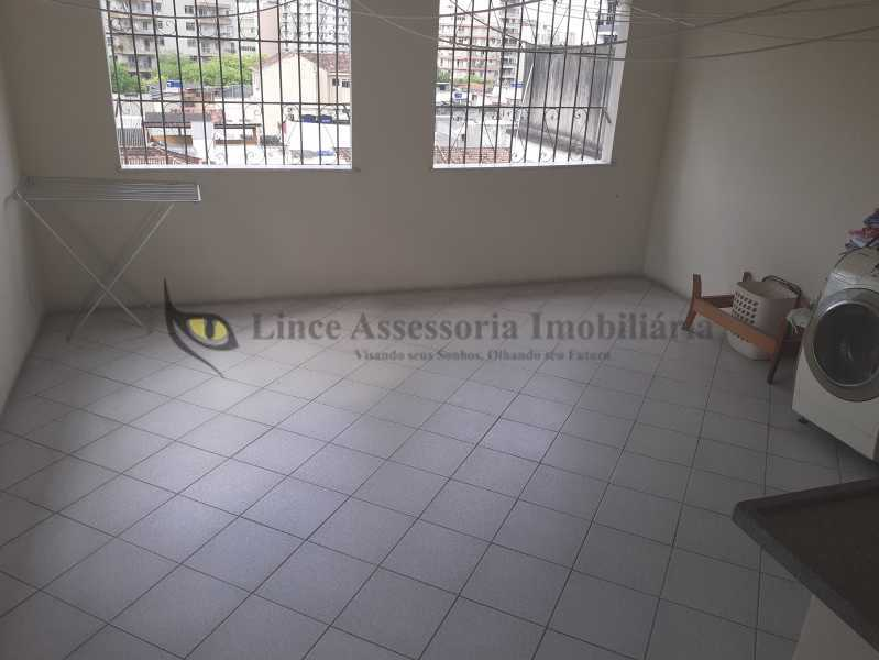 Lavanderia - Casa 6 quartos à venda Grajaú, Norte,Rio de Janeiro - R$ 1.199.000 - TACA60014 - 28