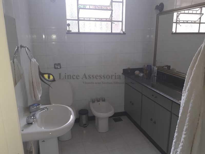 Banheiro - Casa 6 quartos à venda Grajaú, Norte,Rio de Janeiro - R$ 1.199.000 - TACA60014 - 19