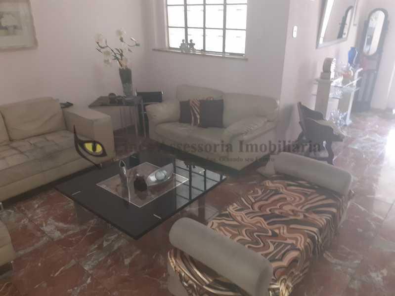 Sala - Casa 6 quartos à venda Grajaú, Norte,Rio de Janeiro - R$ 1.199.000 - TACA60014 - 1
