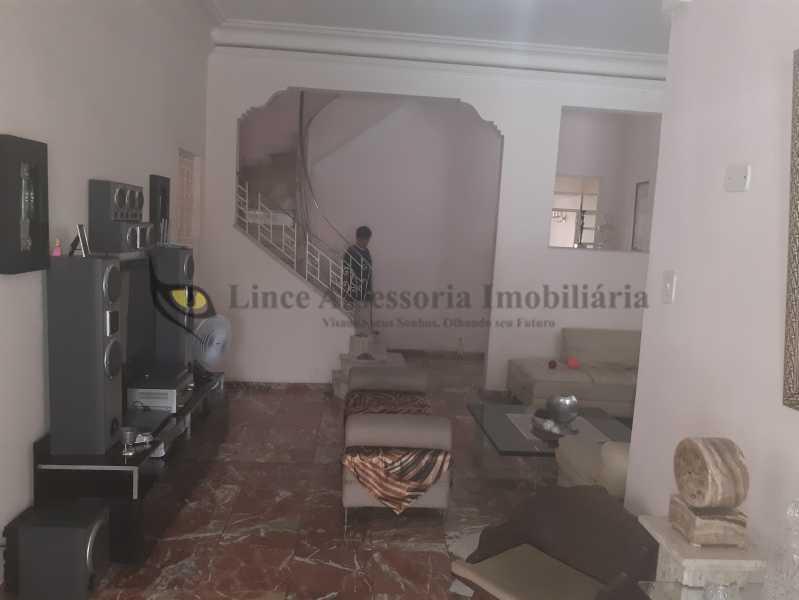 Sala - Casa 6 quartos à venda Grajaú, Norte,Rio de Janeiro - R$ 1.199.000 - TACA60014 - 4