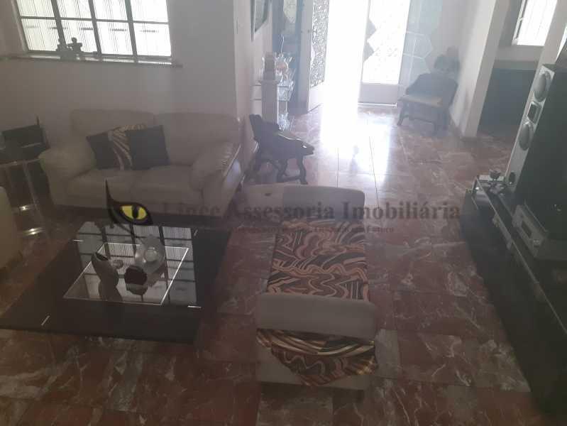 Sala - Casa 6 quartos à venda Grajaú, Norte,Rio de Janeiro - R$ 1.199.000 - TACA60014 - 3