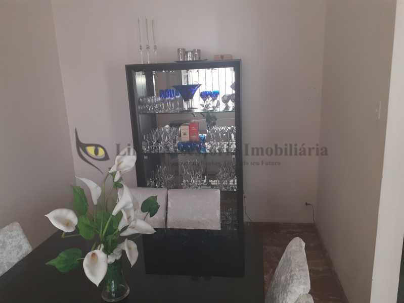 Sala de Jantar - Casa 6 quartos à venda Grajaú, Norte,Rio de Janeiro - R$ 1.199.000 - TACA60014 - 6