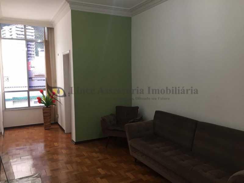 1 Sala - Cobertura 2 quartos à venda Tijuca, Norte,Rio de Janeiro - R$ 445.000 - TACO20086 - 1