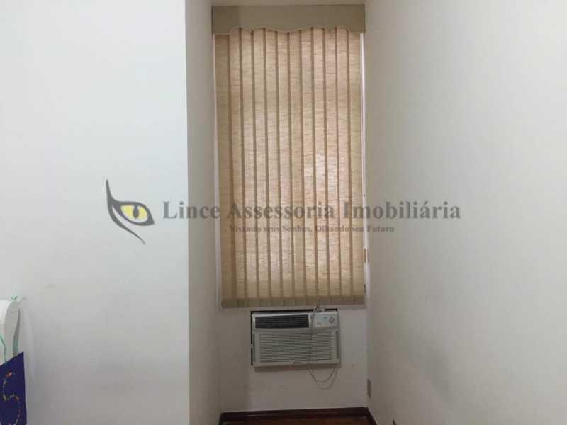 9 Detalhe do ar e cortina - Cobertura 2 quartos à venda Tijuca, Norte,Rio de Janeiro - R$ 445.000 - TACO20086 - 12