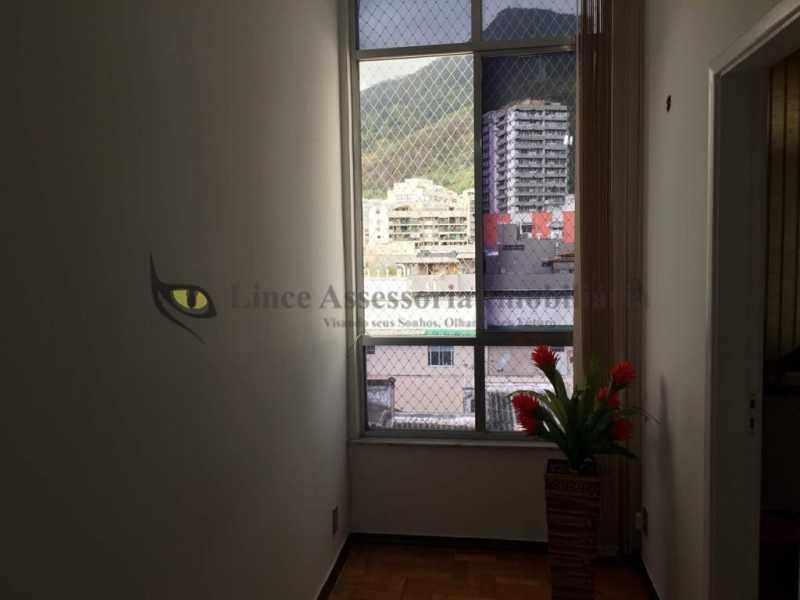 11 Detalhes jardim inverno - Cobertura 2 quartos à venda Tijuca, Norte,Rio de Janeiro - R$ 445.000 - TACO20086 - 14