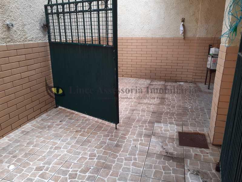 areaexterna1.1 - Casa 4 quartos à venda Andaraí, Norte,Rio de Janeiro - R$ 850.000 - TACA40070 - 1