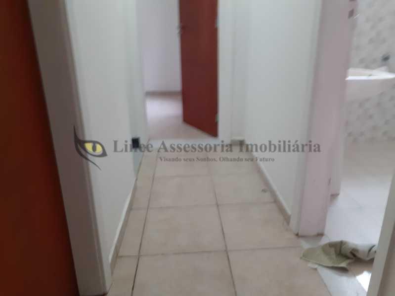 circulação - Casa 4 quartos à venda Andaraí, Norte,Rio de Janeiro - R$ 850.000 - TACA40070 - 8