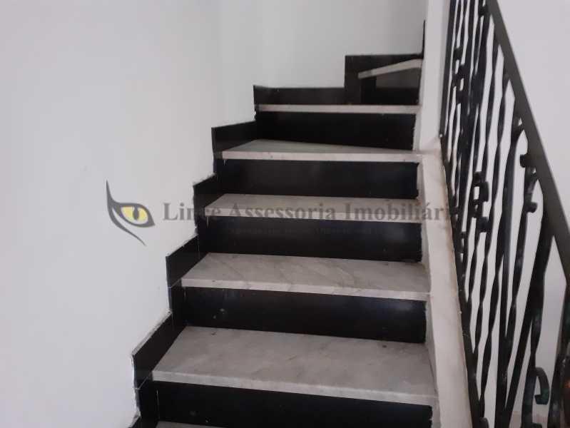 escadapara segundo piso - Casa 4 quartos à venda Andaraí, Norte,Rio de Janeiro - R$ 850.000 - TACA40070 - 12