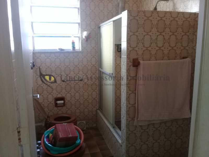 14 BANHEIROSOCIAL1.0 - Casa 3 quartos à venda Tijuca, Norte,Rio de Janeiro - R$ 750.000 - TACA30111 - 15