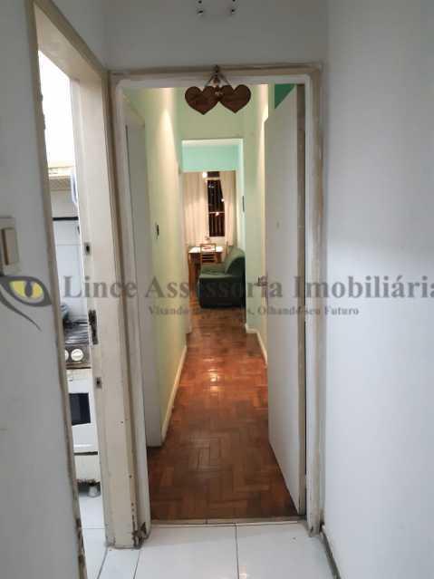 04 CIRCULAÇÃO. - Apartamento 2 quartos à venda Riachuelo, Norte,Rio de Janeiro - R$ 179.000 - TAAP22256 - 5
