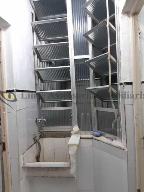 17 ÁREA DE SERVIÇO 1.1. - Apartamento 2 quartos à venda Riachuelo, Norte,Rio de Janeiro - R$ 179.000 - TAAP22256 - 18
